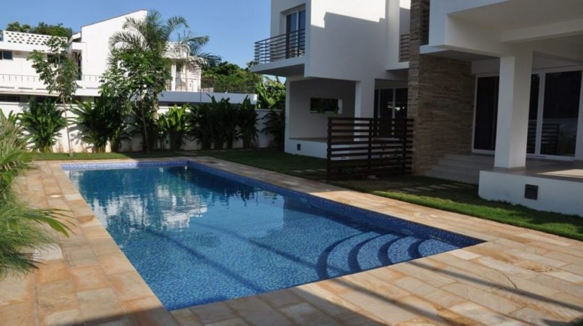 House For Rent at Masaki Dar Es Salaam