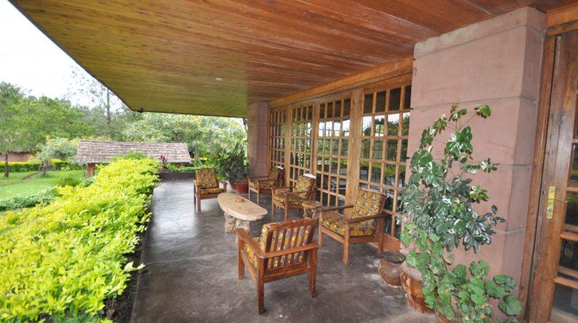 Usariver Safari Lodge For Sale