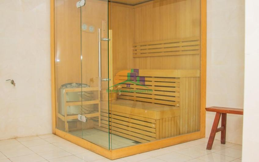 Apartments For Rent at Oyster bay In Dar es Salaam sauna IV