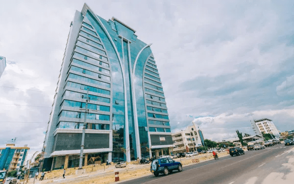 Skytower Office For Rent at Kijitonyama Dar Es Salaam