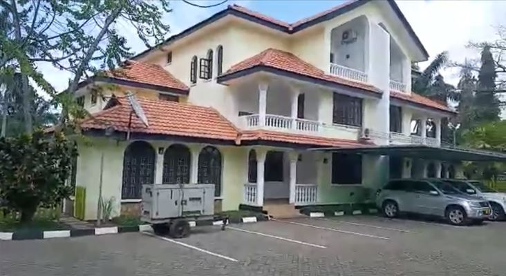 House for rent in Masaki
