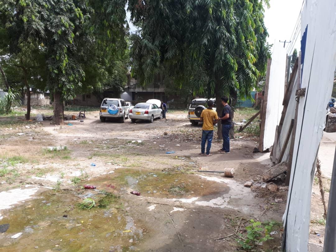 Plot for sale at Upanga Dar es Salaam