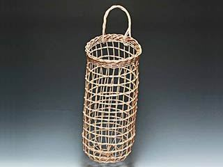 Photo of Billie Ruth Sudduth's Onion Potato Basket in Walnut Color