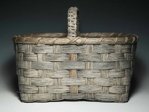 Photo of Billie Ruth Sudduth's Small Appalachian Market Basket