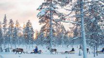 Kakslauttanen Arctic Resort Bru&bru