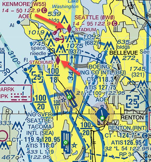 Stadiums seattle also aviation charts bruceair llc rh wordpress