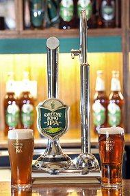 Cask Revolution beer engine