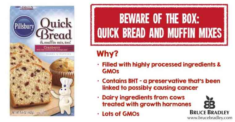 Learn why boxed mixes may not be your best option for holiday baking