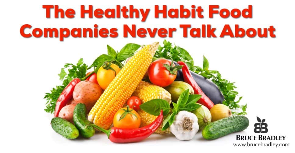Why Do Food Companies Ignore Vegetables In Their Healthy Diet Advice