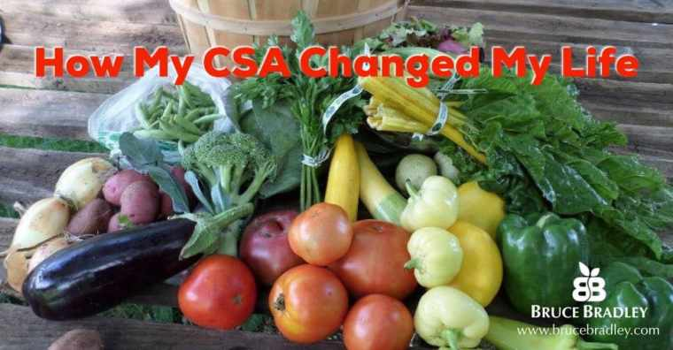 Learn more about how CSAs help change your food habits and how to find a great, local farm.