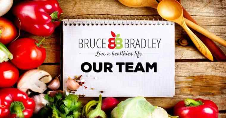 Our team at brucebradley.com!