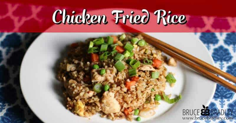 Chicken fried rice recipe bruce bradley forumfinder Images