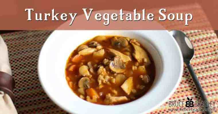 how to make turkey soup after thanksgiving