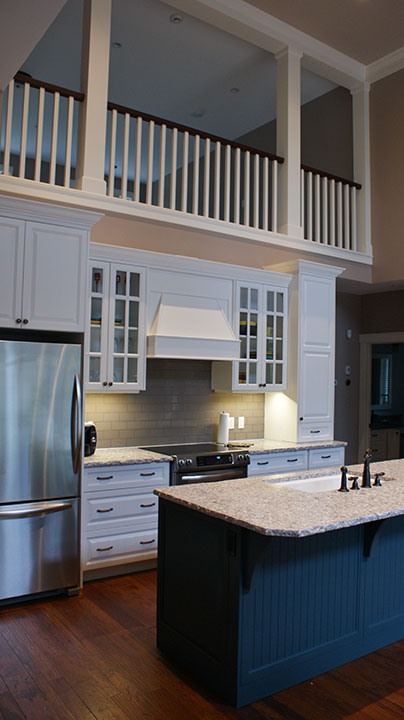 custom kitchen wooden kids bruce county cabinets teal white kitchens