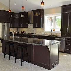 Custom Kitchens Vintage Style Kitchen Faucets Bruce County Cabinets Design And Renovations Ontario