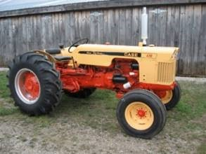 2016 - 1966 J.I. Case 430 Diesel, Winner - Walter McIlwain, Goderich, ON