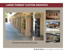Large Format Custom Graphics
