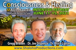 Consciousness & Healing Intensive Retreat