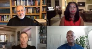 HEAL Panel with Arndrea King, Bruce Lipton, Rev. Michael Beckwith, moderated by HEAL director Kelly Gores