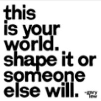 shape it