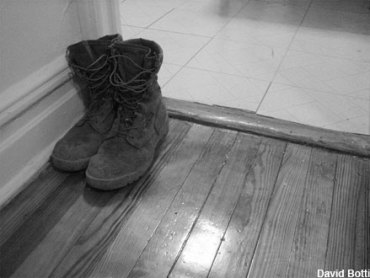 soldiers lament boots