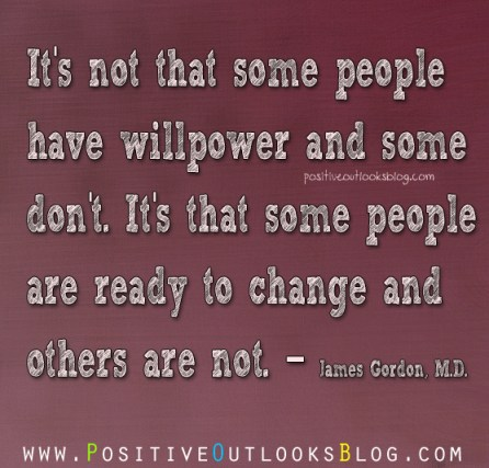 conviction willpower