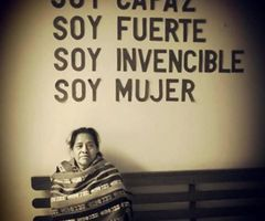 female power soy mujer