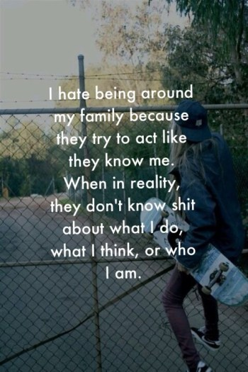holes reality family