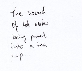 sound tea