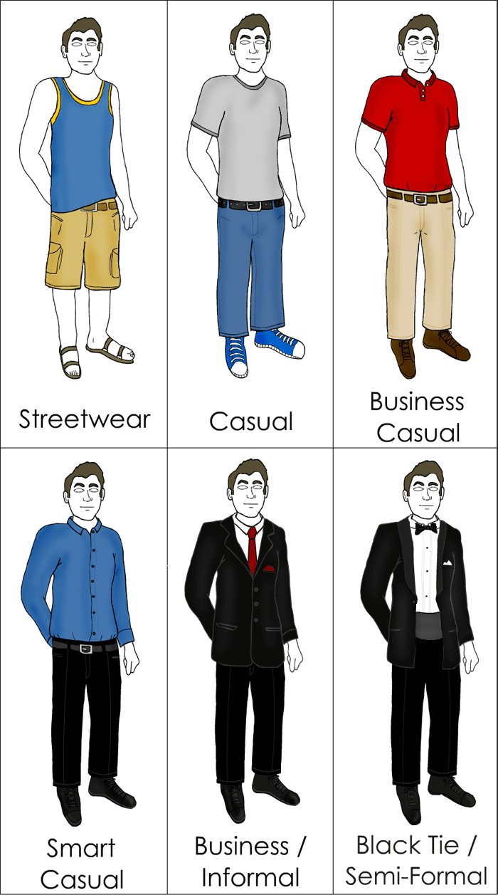 Dress For Success  Enlightened Conflict