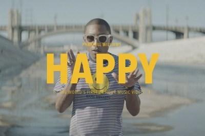 happy pharrell