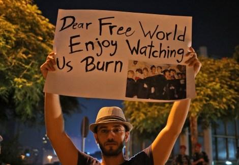 syria watch us burn