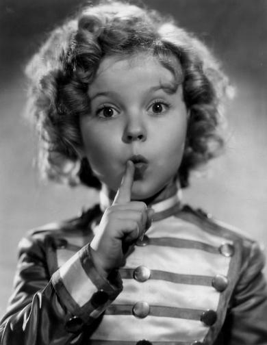 shirley temple colnel