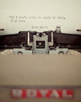 writing byron