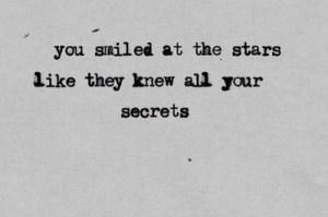 stars and secrets