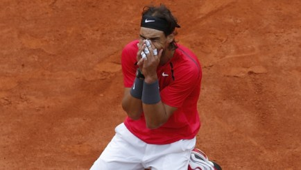 clay rafeal nadal-french-open-2012
