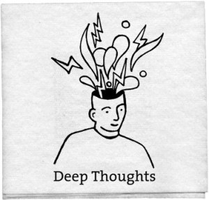 behavior deep thoughts