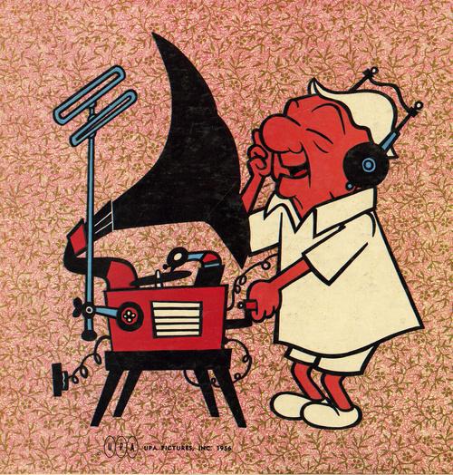 music mr magoo 1956