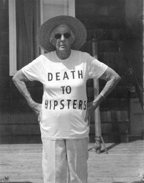 boomers hipsters death