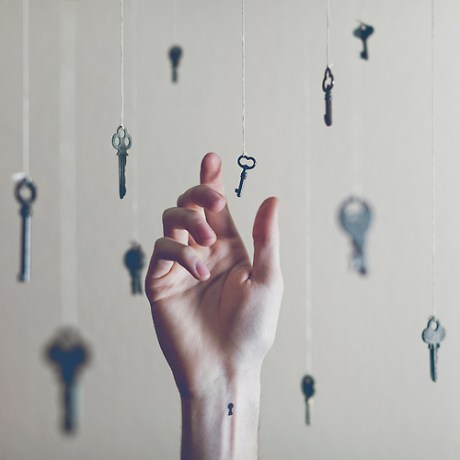 key to tattoo unlock