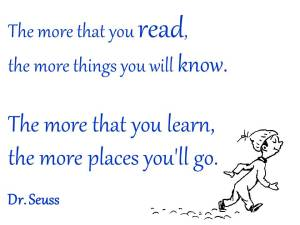 reading and where you will go