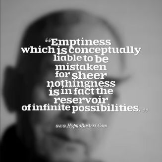 Image result for from in emptiness