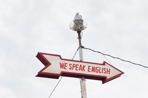 english speak arrow