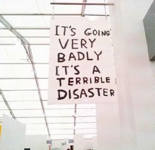 2014 terrible disaster