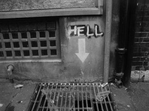 hell down here