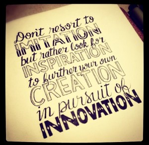 innovation imagination