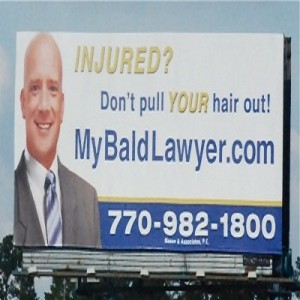 lawyer bald
