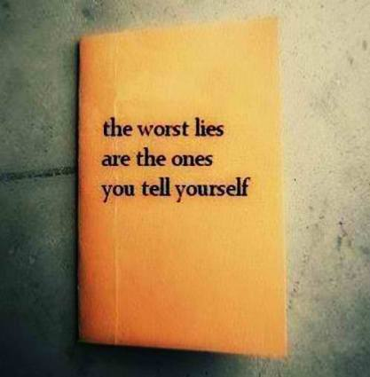 lies we tell ourselves