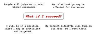 success burden what if