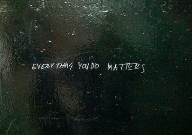 everything matters do